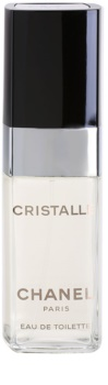 Chanel Cristalle Eau de Toilette for Women 100 ml