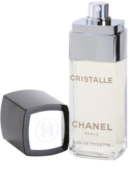 Chanel Cristalle toaletní voda pro ženy 100 ml
