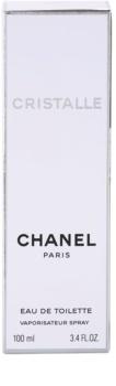 Chanel Cristalle eau de toilette pentru femei 100 ml