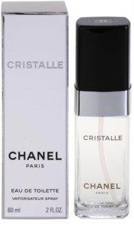 Chanel Cristalle Eau de Toilette for Women 60 ml