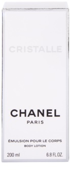 Chanel Cristalle leche corporal para mujer 200 ml