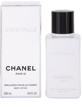 Chanel Cristalle leite corporal para mulheres 200 ml