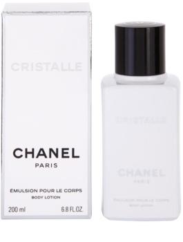 Chanel Cristalle testápoló tej nőknek 200 ml
