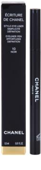 Chanel Écriture de Chanel szemhéjtus