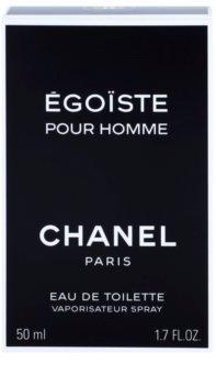 Chanel Égoïste eau de toilette para hombre 50 ml