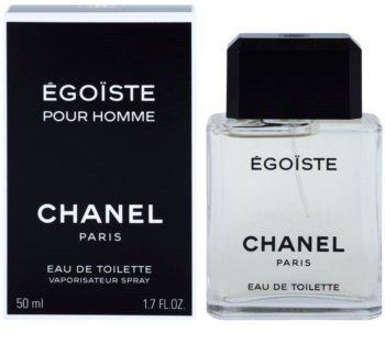 Chanel Égoïste Eau de Toilette for Men 50 ml