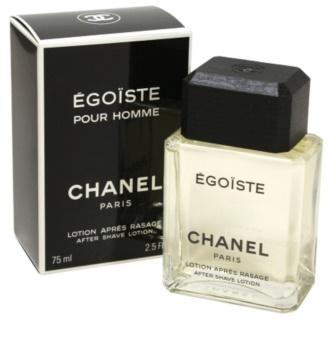 Chanel Égoïste After Shave für Herren 75 ml