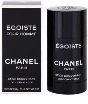 Chanel Égoïste dezodorant w sztyfcie dla mężczyzn 75 ml