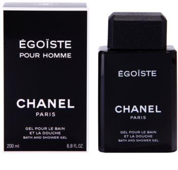 Chanel Égoïste Duschgel für Herren 200 ml