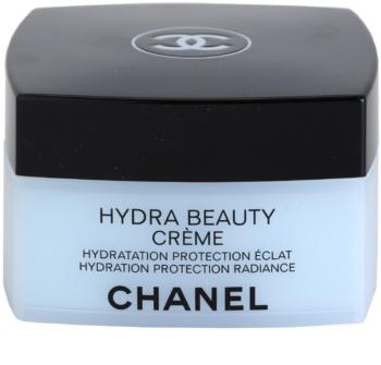 Chanel Hydra Beauty upiększający krem nawilżający do skóry normalnej i suchej
