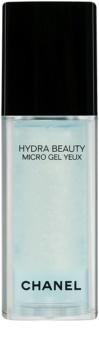 Chanel Hydra Beauty gladilni gel za predel okoli oči z vlažilnim učinkom