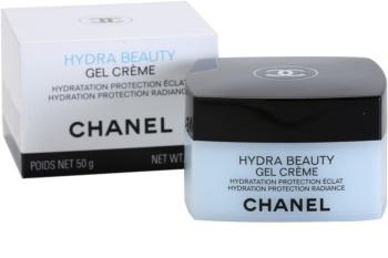 Chanel Hydra Beauty Hydraterende Gelcrème voor het Gezicht