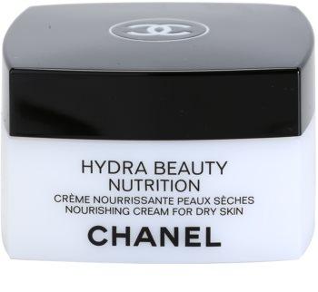 Chanel Hydra Beauty crema nutritiva para pieles muy secas