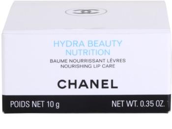 Chanel Hydra Beauty cuidado nutritivo para lábios