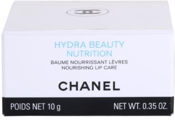 Chanel Hydra Beauty vyživujúca starostlivosť na pery