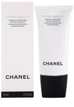 Chanel Hydra Beauty hydratační a rozjasňující maska