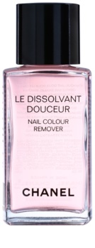 Chanel Le Dissolvant Douceur removedor de verniz com óleo de argan