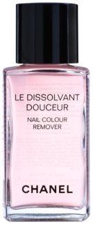 Chanel Le Dissolvant Douceur sredstvo za skidanje laka s noktiju s arganovim uljem