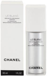 Chanel Le Blanc sérum iluminador contra problemas de pigmentación