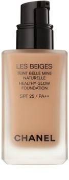 Chanel Les Beiges aufhellendes Make up für einen natürlichen Look SPF 25