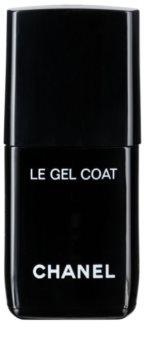 Chanel Le Gel Coat vrchní lak na nehty s dlouhotrvajícím účinkem