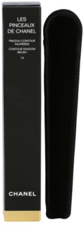 Chanel Les Pinceaux pensula pentru aplicarea fardului de pleoape subtire