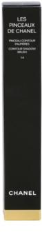 Chanel Les Pinceaux štětec na aplikaci očních stínů tenký