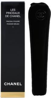 Chanel Les Pinceaux pensula pentru aplicarea pudrei