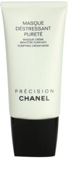 Chanel Précision Masque čisticí maska pro mastnou a smíšenou pleť