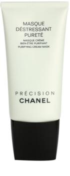 Chanel Précision Masque maska za čišćenje za mješovitu i masnu kožu