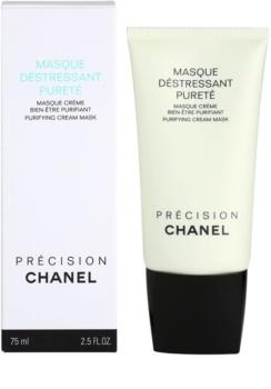 Chanel Précision Masque čistilna maska za mastno in mešano kožo