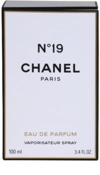 Chanel N°19 Eau de Parfum für Damen 100 ml