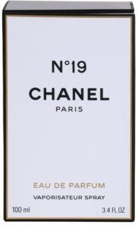 Chanel N°19 eau de parfum per donna 100 ml
