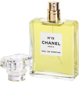 Chanel No.19 eau de parfum para mujer 50 ml con pulverizador