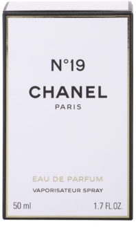 Chanel N°19 eau de parfum pentru femei 50 ml vapo