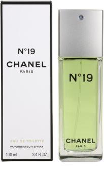 Chanel No.19 Eau de Toillete για γυναίκες 100 μλ