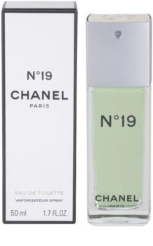 Chanel N°19 eau de toilette pentru femei 50 ml