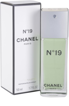 Chanel N°19 eau de toilette nőknek 50 ml
