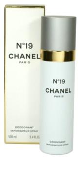 Chanel N°19 deodorant Spray para mulheres 100 ml