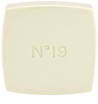 Chanel N°19 mydło perfumowane dla kobiet 150 g
