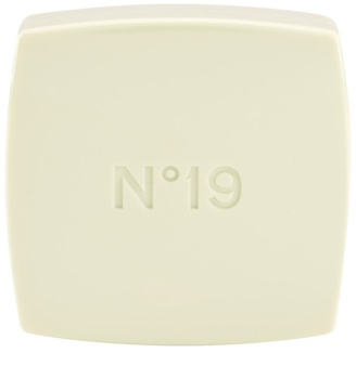 Chanel N°19 sabonete perfumado para mulheres 150 g