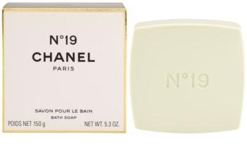 Chanel N°19 parfémované mýdlo pro ženy 150 g