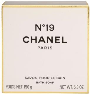 Chanel No.19 parfémované mýdlo pro ženy 150 g
