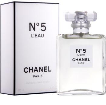Chanel N°5 L'Eau eau de toilette para mujer 100 ml
