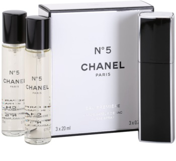 Chanel N5 Eau Première Eau De Parfum For Women 3 X 20 Ml 1x