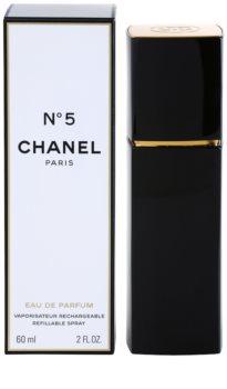 Chanel N°5 eau de parfum recarregável para mulheres 60 ml