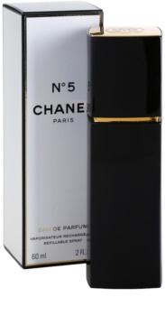 Chanel N° 5 eau de parfum pentru femei 60 ml reincarcabil