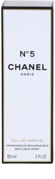 Chanel N°5 Eau de Parfum für Damen 60 ml Nachfüllbar