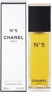 Chanel N°5 eau de toilette para mulheres 100 ml