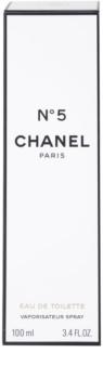 Chanel N°5 eau de toilette pentru femei 100 ml